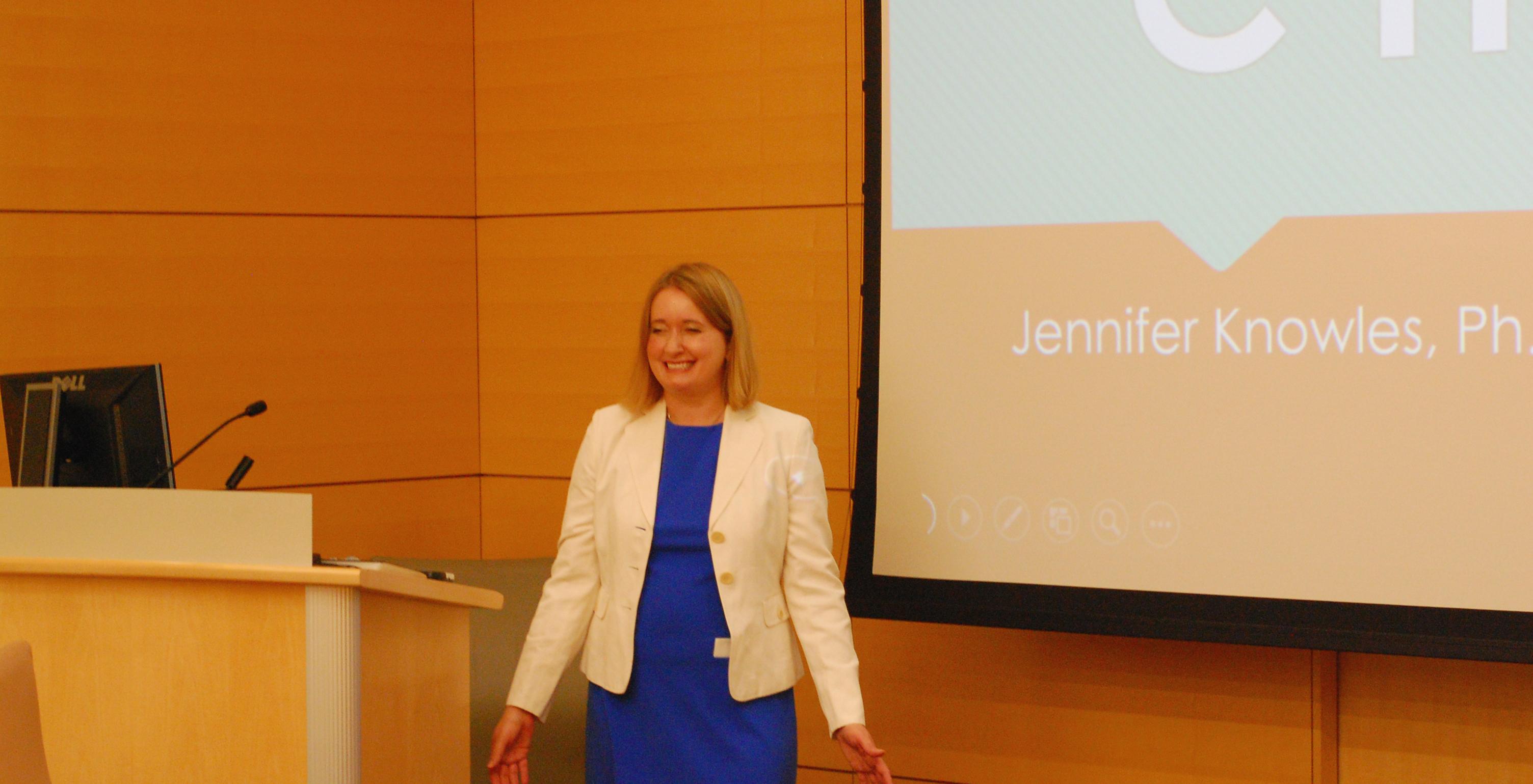 Jennifer Knowles Ph. D.